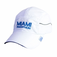 Miami Marathon 2014 Performance Hat - Undated - White
