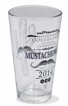 2014 Collegiate Championships Pint Glass