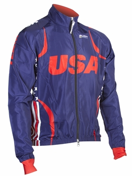 Team USA Cycling Jacket - Unisex
