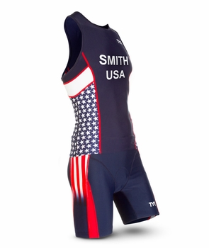 Team USA Men's Tank and Short Package