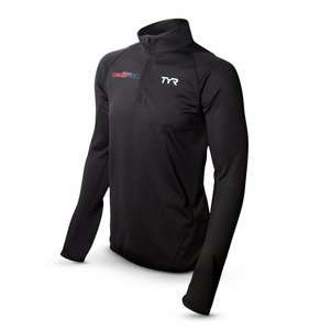 USAT TYR Team USA Men's Elements 1/4 Zip Pullover