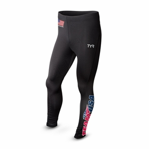 USAT TYR Team USA Women's Elements Running Tights