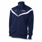 TYR Men's All American Freestyle Warm Up Jacket
