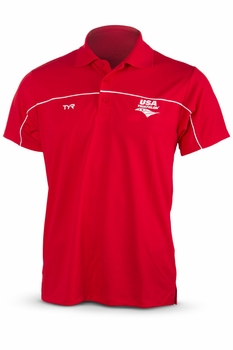 TYR USAT Women's Tech Polo