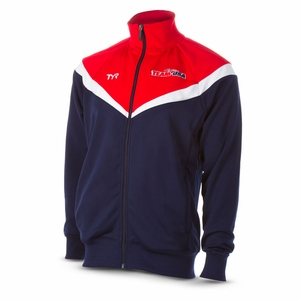 TYR Women's Team USA Freestyle Jacket