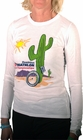 USAT 2013 Duathlon National Championship Women's LS Tech Tee