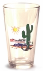 USAT 2013 Duathlon Nationals Pint Glass