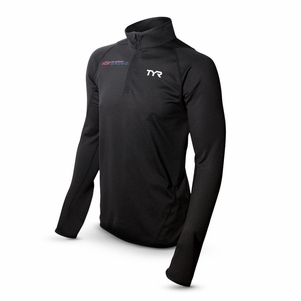 USAT TYR All American Men's Elements 1/4 Zip Pullover