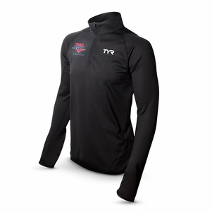 USAT TYR Certified Coach Men's Elements 1/4 Zip Pullover
