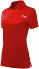 USAT TYR Certified Coach Women's Alliance Victory Polo