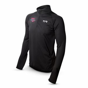 USAT TYR Women's Elements 1/4 Zip Pullover