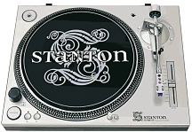 Stanton STR8-50 Belt Drive Turntable
