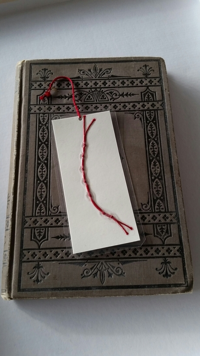 Red String Of Fate Bookmarks