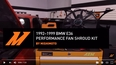 1992�1999 BMW E36 (Non-M3) Performance Fan Shroud Kit Features and Benefits Video