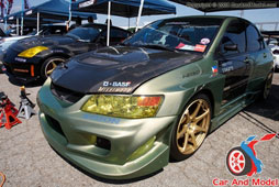 2004 Mitsubishi Evolution