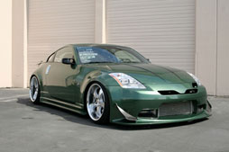 2004 Nissan 350Z Twin Turbo