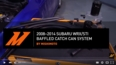 2008–2014 Subaru WRX / STI Baffled Oil Catch Can System Features and Benefits Video
