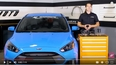 2016+ Ford Focus RS Baffled Oil Catch Can, PCV Side, Features and Benefits Video