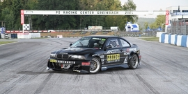 Adam Frank -  King Of Europe Drift Pro Series Round 3 Victory