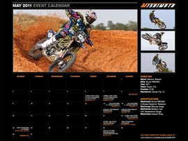 Download the FREE May 2011 Calendar featuring Malcolm Stewart!