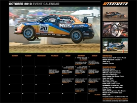 Download the FREE October 2010 Calendar