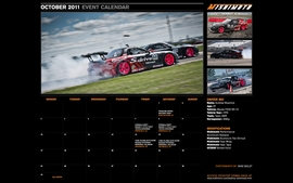Download the FREE October 2011 Calendar Featuring Andrew Moschuk of Team AMR/Yokohama!!