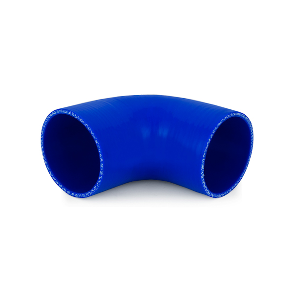 90 degree silicone coupler