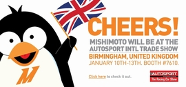 Mishimoto At the Autosport International Trade Show