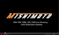 Mishimoto Ford Mustang Aluminum Radiator w/ Stabilizer System, Features & Benefits Video