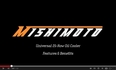 Mishimoto Universal 25 Row Oil Cooler Features & Benefits