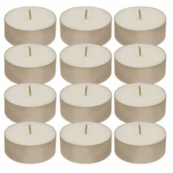 Tea Lights 12 Hour Candles (12ct)