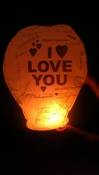 Love Luminary (6 Count)
