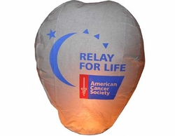 Relay For Life Floating Luminaries
