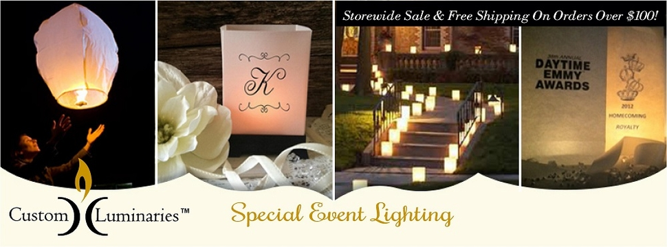 Custom Luminaries