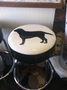 Labrador Bar stool
