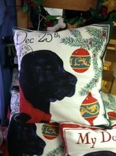 Dec 25th Pillow