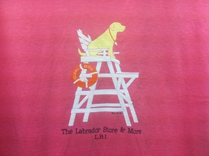Ladies- Yellow Lifeguard T-shirt