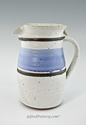Handmade Pottery Pitcher 72 oz - Old Republic Glaze