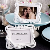 100 Cinderella Slipper Frame Place Card Holders
