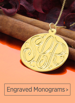 Engraved Monograms