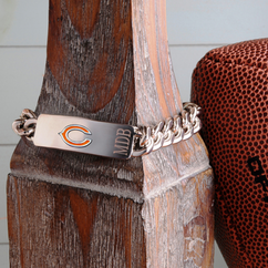 Personalized NFL Fan Bracelet