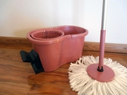 DynaMop� Ultimate ECO Stepper Foot Pedal Spin Mop