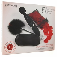 BodyWand Bed of Roses Playtime Gift Set