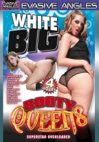 White Big Booty Queens DVD
