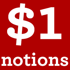 $1 Notions