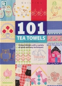 101 Tea Towels by Trice Boerens