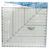 16 inch  Clear Square-Up Quilting Ruler