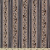 1862 Battle Hymn Cotton Fabric - Blue
