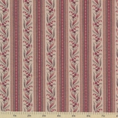 1862 Battle Hymn Cotton Fabric - Culpeppe Peach