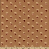 1862 Battle Hymn Cotton Fabric - Memphis Peach 8226-16